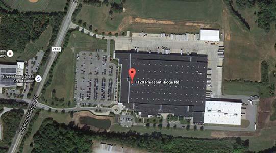 Greensboro, NC P&DC