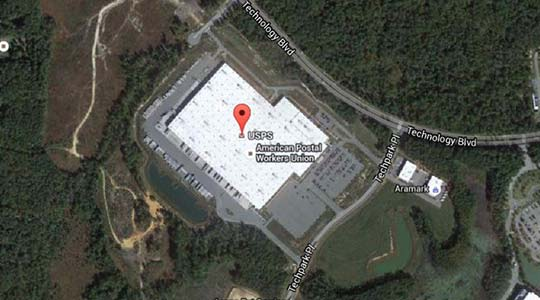 Sandston Branch Building in Richmond VA