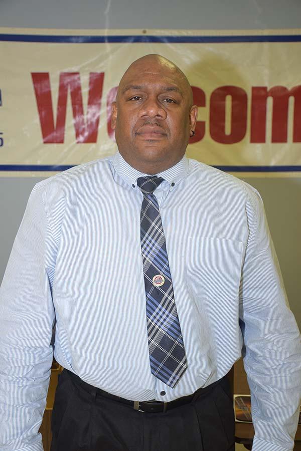Eugene Horton Local VP Branch President Charlotte NC P&DC