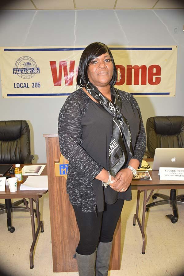 Cynthia Brown North Carolina State Representative