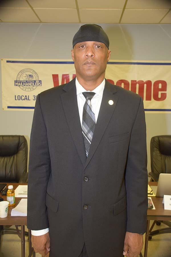 Lamar Grigsby DC State Representative
