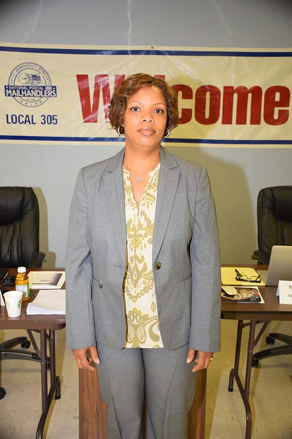 Pamela Murry Easton Branch President