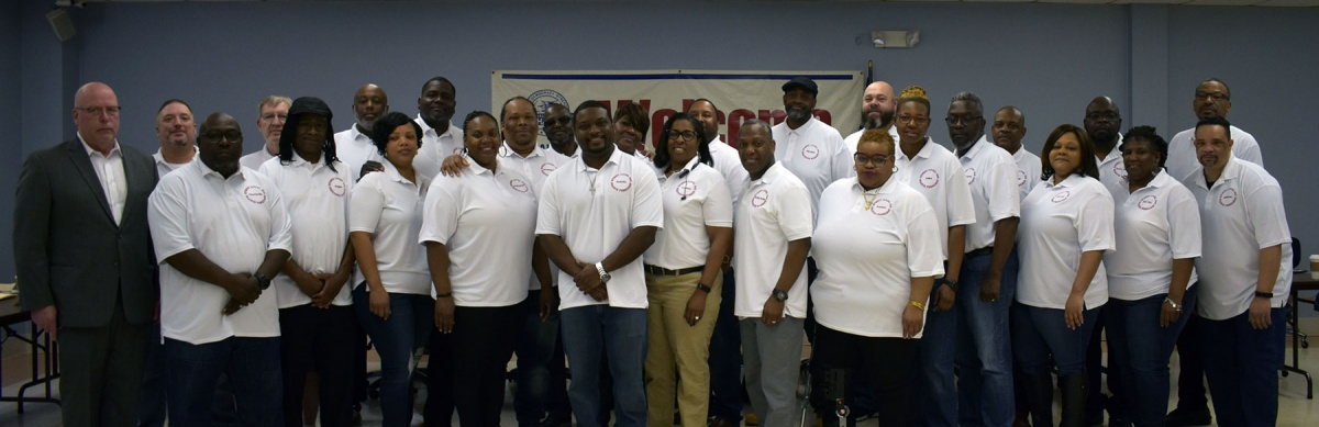 Mail Handlers Union Local 305 Officers