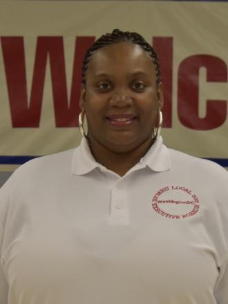 Demetria Spratley DC Executive Board Member