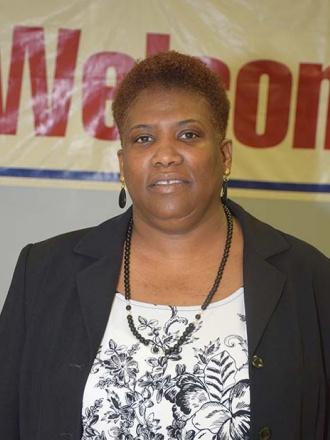 Desiree Petway Branch President Greensboro P&DC