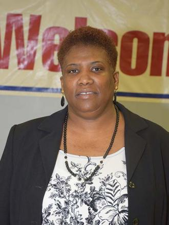 Desiree Petway Branch President Greensboro P&DC