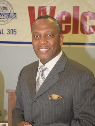 Dwight Burnside Branch President NoVA P&DC