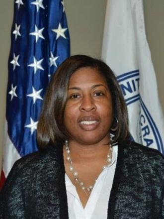 Felandria L Jackson MHU Local 305 President