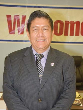 Jose Pena Branch President DC P&DC