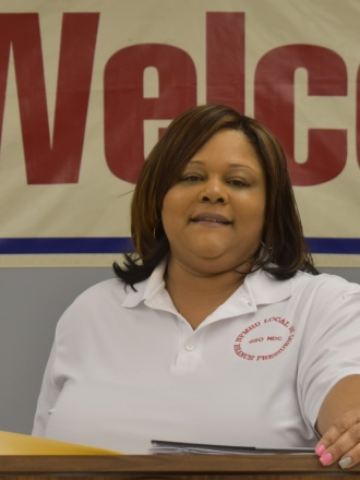 Lakiesha Lewis Branch President Greensboro NC