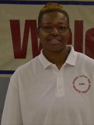 Laura Williams Branch President, Dulles VA