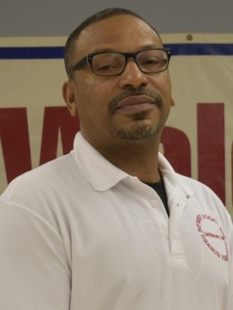 Michael Melton Branch President, Linthicum, MD