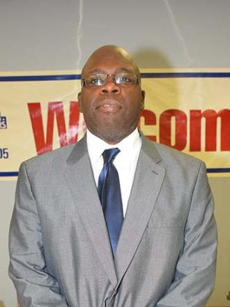 Phillip Johnson Branch President Rocky Mount, NC P&DC
