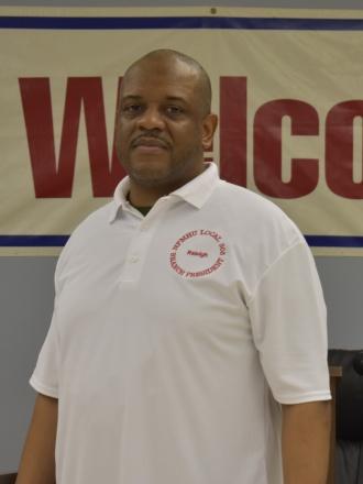 Terrence McCaskill  Branch President RaleighNC